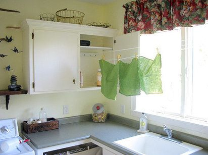 29 Incredibly Clever Laundry Room Organization Ideas
