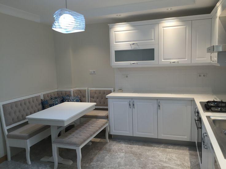 #country #mutfak #mutfak tasarımı #beyaz mutfak #şık #klasik mutfak #yemek masası #özel tasarım #sandalye #akrilik tezgah #asma tavan modelleri #mutfak tavan modelleri #alçıpan tavan modelleri #kartonpiyer # modern asma tavan modelleri #avize modelleri #ışık bandı #yemek köşesi #köşe yemek masası