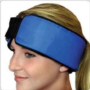 You might think it looks ridiculous, but give yourself a couple months without Advil, and you'll be ready to strap an ice pack to your head too.  | Headache Reliever on weeSpring.com