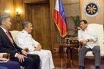 Pacom Commander Meets With Philippine President http://ift.tt/2vdxYta http://ift.tt/2xkcTLn http://ift.tt/2vp3XCM