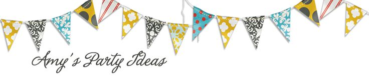Lots of Kid's Birthday Party Ideas by theme.  ---Blog---