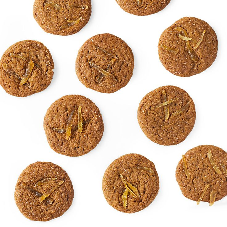 Chewy Lots-of-Ginger Cookies. These cookies get a hit of crunch, thanks to the coarse sugar coating. The secret ingredient? Shortening. It's critical for creating that soft texture.