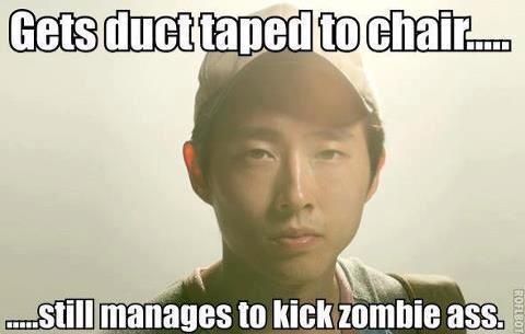 Glen!!! Walking Dead