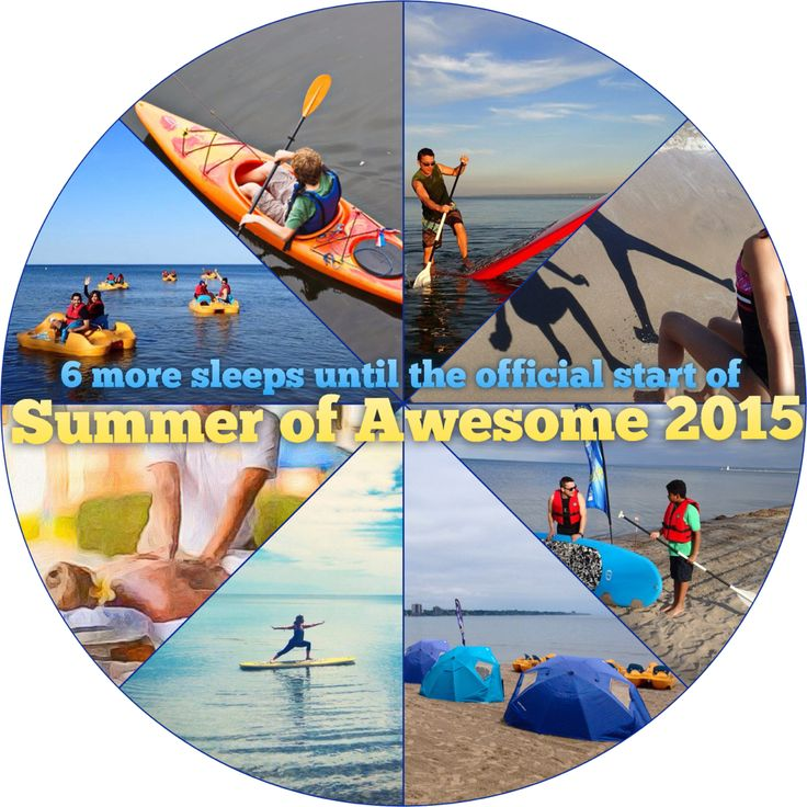Summer Countdowns!! Because Summertime is the best time!!