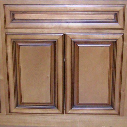 Glazed Maple Kitchen Cabinets: Glazed Maple Cabinets