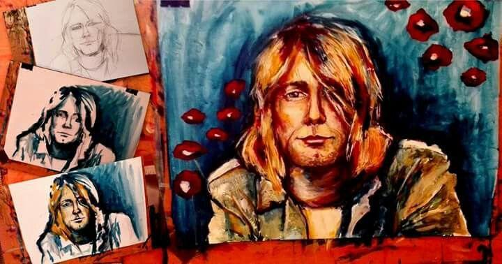 Kurde, Curt Cobain