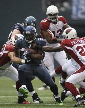 Foot US - NFL - Seattle Seahwaks vs Arizona Cardinals