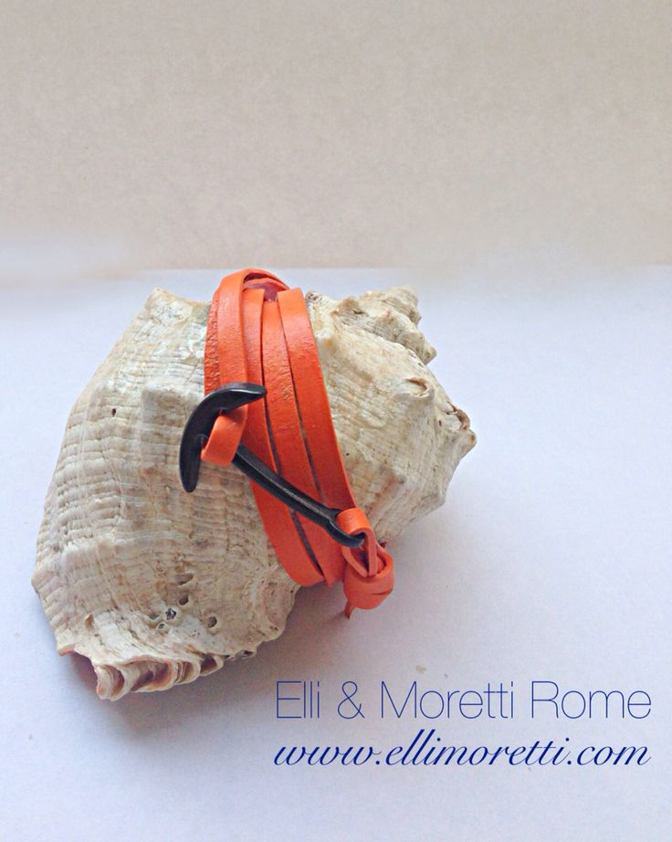 How will you feel when all the eyes in a crowded bar will be turned towards your wrist? Elli & Moretti Rome www.ellimoretti.com