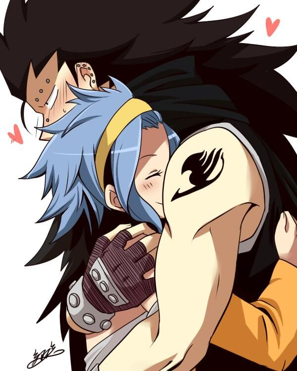 Fairy Tail love <3