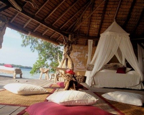Pulau Macan Tiger Islands Eco Resort   Endangered Indonesia