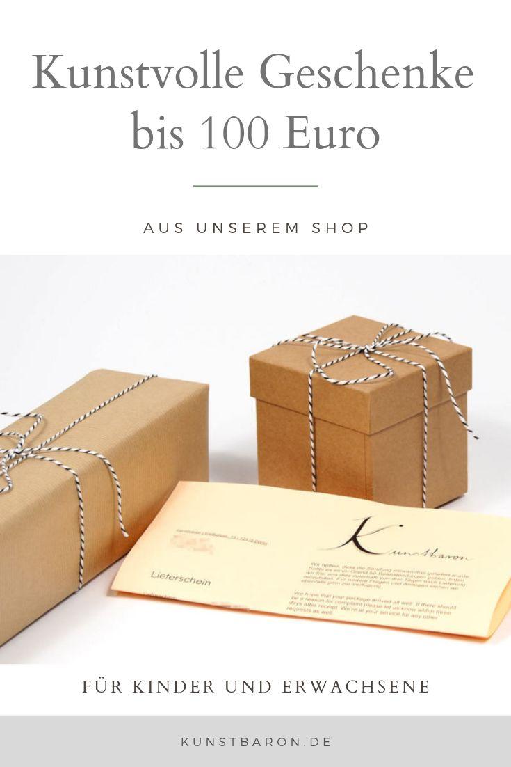 Pin auf Geschenke unter 100 EUR