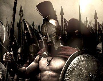 King Leonidas I of Sparta