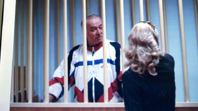 A man who is fundamentally sick subsequent to being presented to an obscure substance in Wiltshire is a Russian national sentenced spying...