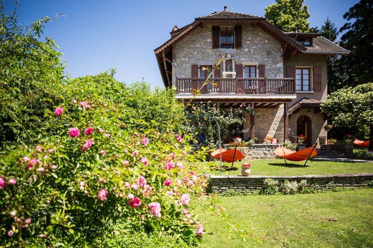 Villa Santa Maria #chateauhotelscollection #talloires #annecy #lake #lac #mountains #montagne #detente #loisirs #vacances #SPA #Eugenie
