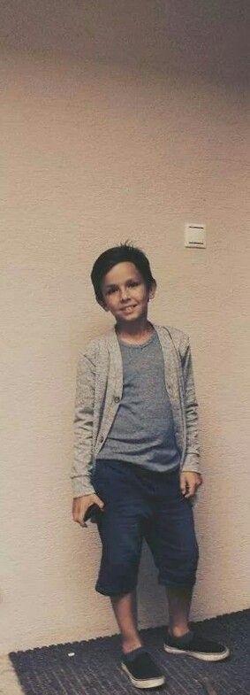 Môj malý syn...pohodlné oblečenie, je základ spokojnosti...