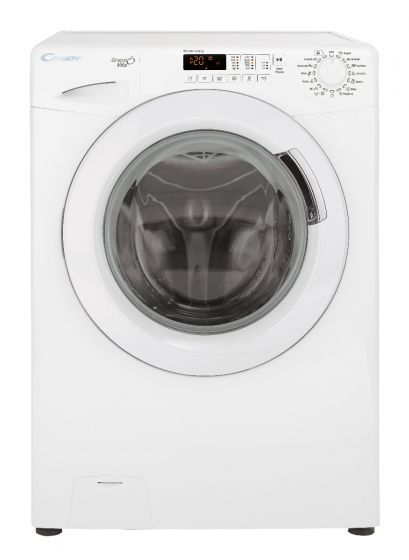 Candy GV148D3W, 8Kg, 1400 rpm, Washing Machine, White