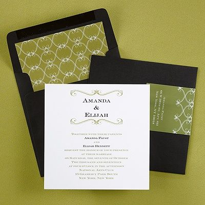 99 best pretty paper images on pinterest invitation ideas vintage elegance is achieved with the swirled embellishment featured on this invitation card stopboris Image collections