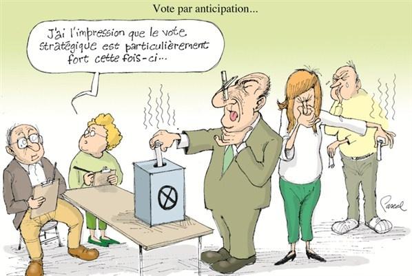 Caricature du jour - Lundi 27 août (© Pascal Elie)