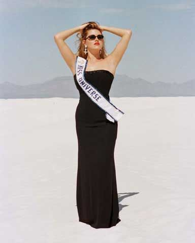 Miss Universe 1996, Alicia Machado
