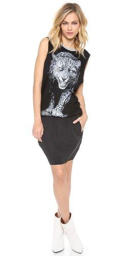 Faith Connexion Tiger Print Dress | SHOPBOP