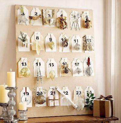 Ornament advent calendar 400