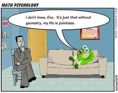 An Engineer's Aspect: Math Psychology- Cartoon Thursday