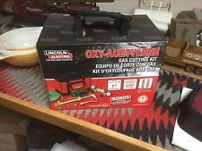Lincoln Electric KH838 Cutwelder Oxy-Acetylene Outfit Welding Set -NEW