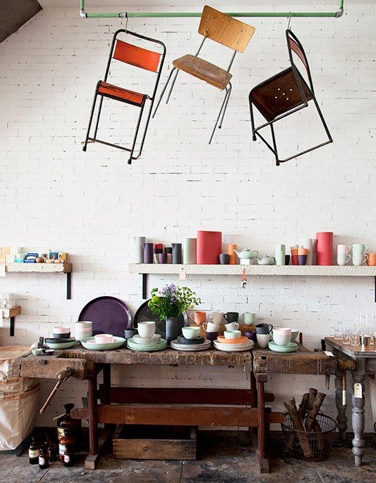 Boutique Max & Moritz Offers Playful Twists on Traditional Decor