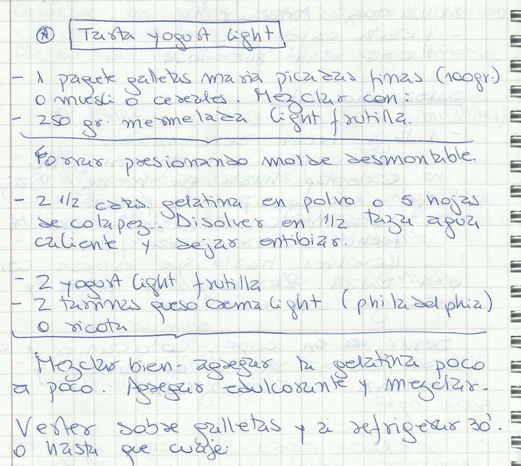 TARTA YOGURT LIGHT   #DULCE #MASAS #TORTA #YOGURT