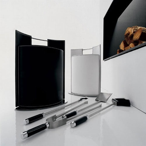 Devil Fireplace Tools Or Magazine Holder By Cattelan Italia