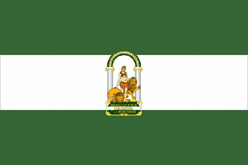 Bandera de Andalucía. #orgulloandaluz #orgullososdeandalucia