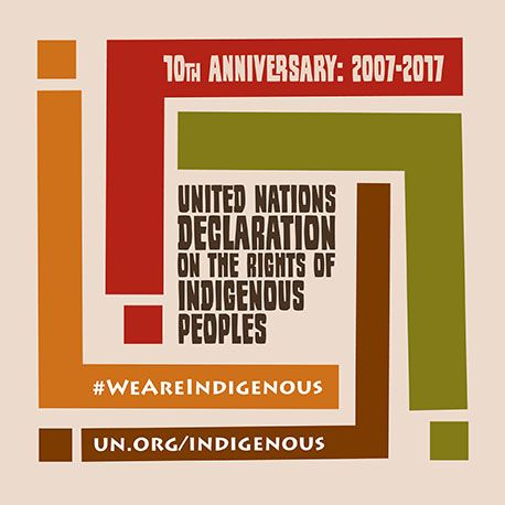 International Day of World's Indigenous People Celebrates 10 Years - Native News Online