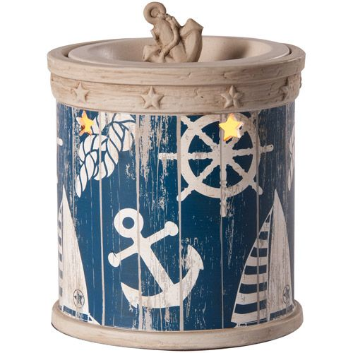 Scentsationals Coastal Anchor S Away Full Size Warmer