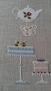 Justine's Cross Stitch
