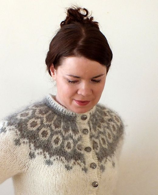12 Inspiring Icelandic Sweater patterns