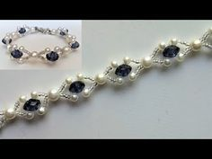 Beaded bracelet pattern . Beginners project - YouTube