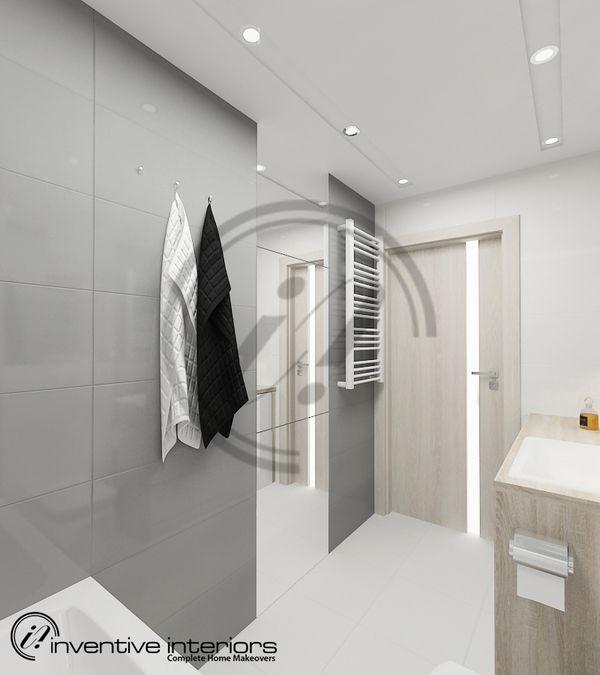 Light Contemporary Interior Design Bathroom, Light Contemporary ...