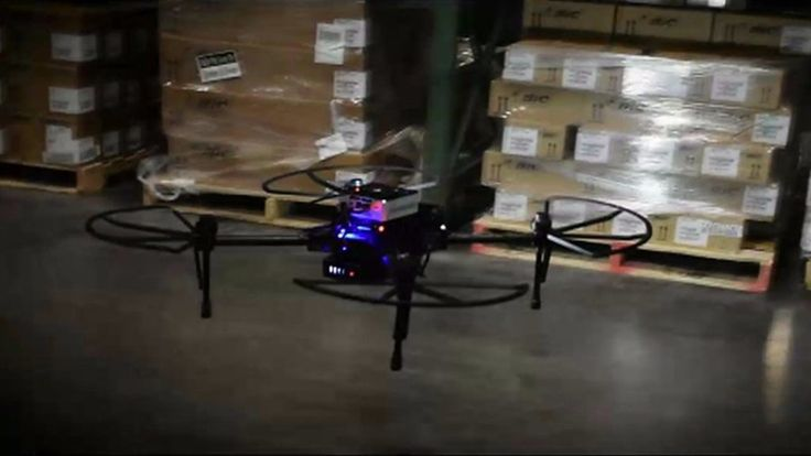 The flying drones that can scan packages night and day Flying drones and robots now patrol distribution warehouses - they've become workhorses of the e-commerce era online that retailers can't do without.and more » #drones