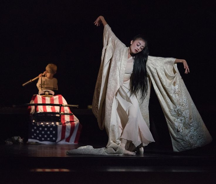 Ballet West used the US Flag in violation of the US Flag Code during their performance of Madame Butterfly. The were contacted, but did not reply, evidently not caring.