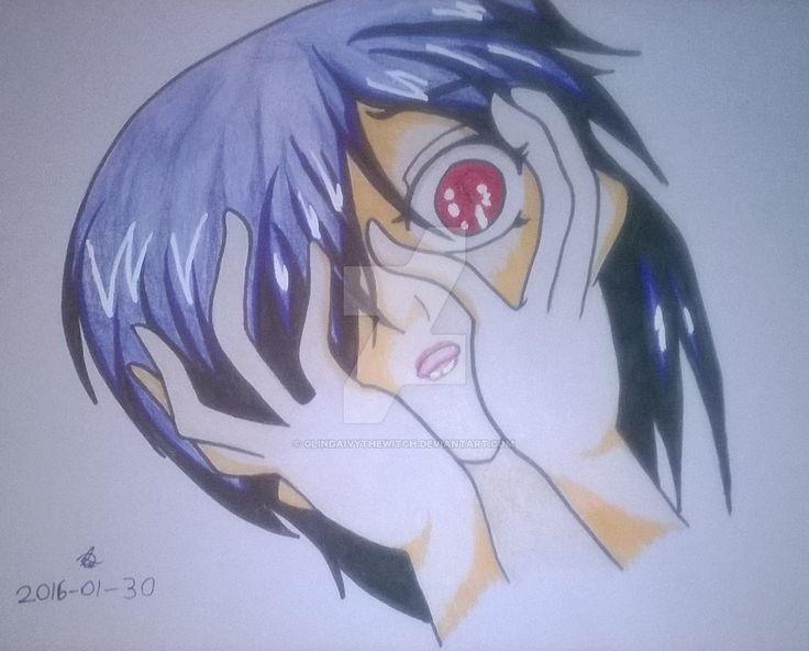 Random Anime Girl Doodle. by GlindaIvyTheWitch.deviantart.com on @DeviantArt
