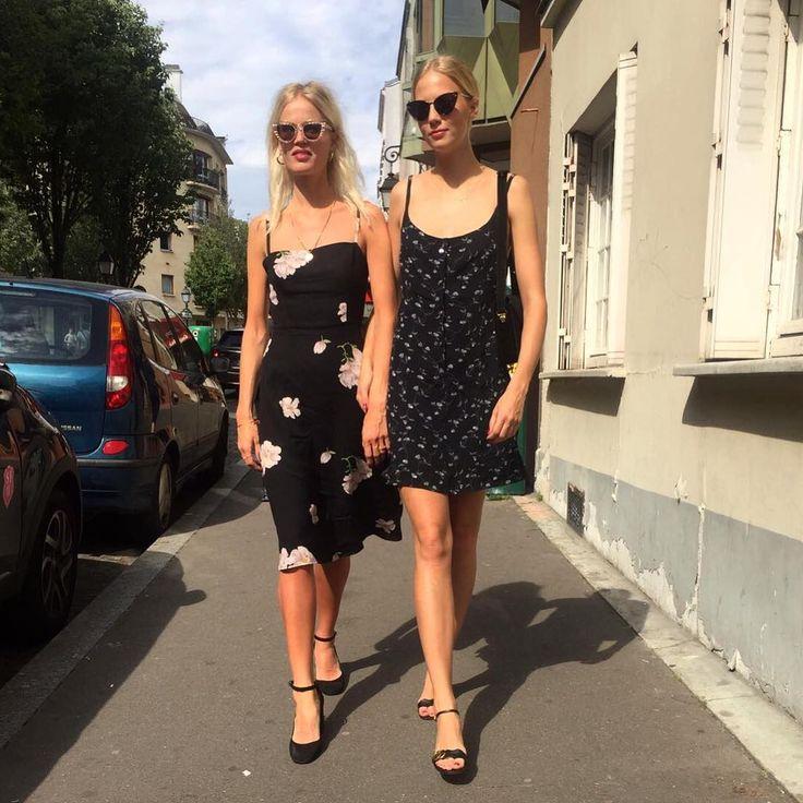 Michaëla and Emelie