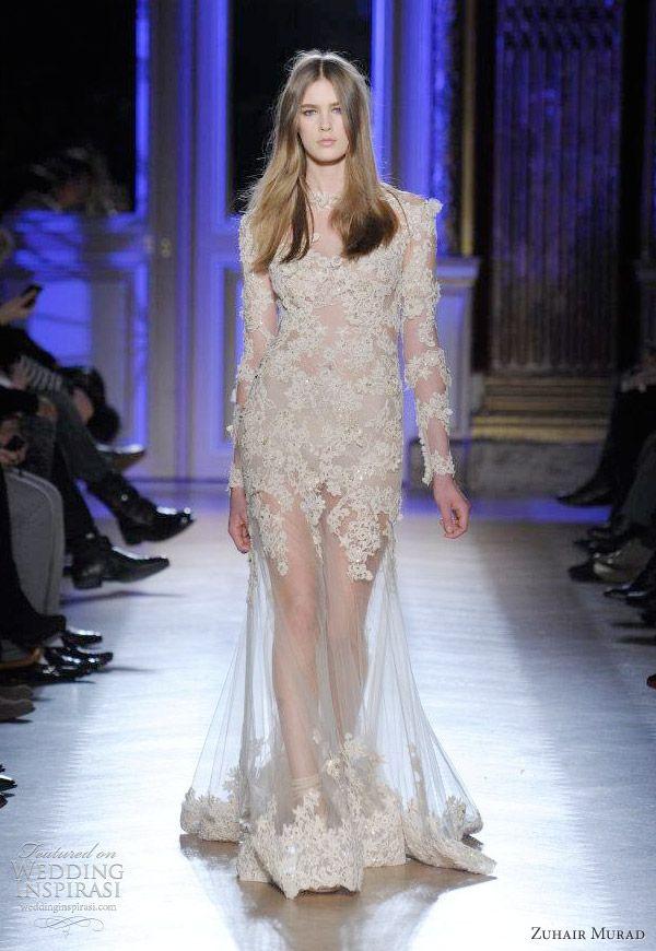 Zuhair Murad Spring/Summer 2012 Couture   Wedding Inspirasi