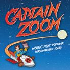 """Was SO excited when my parents got me this record!  Hey...""""Susan"""" it's your birthday :) Captain Zoom!"""