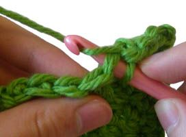? How to Crochet: Extended Single Crochet Stitches (exsc) - Crochet ...