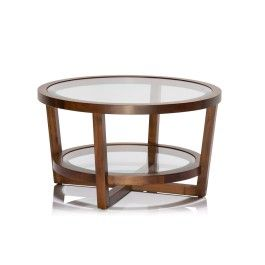 Gramercy Round Coffee Table