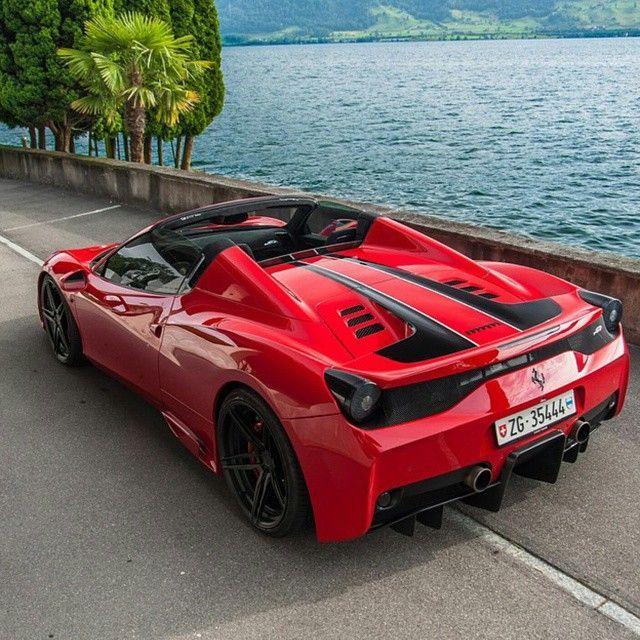 #Ferrari #458 #Speciale | Awesome Shot! Tag Your Friends Below. Via @Ferrari.Automobile #CarsGasm