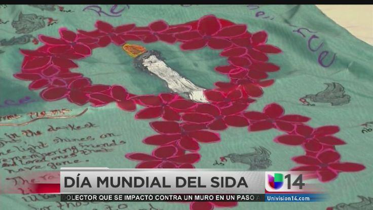 Hoy se conmemora el día mundial de la lucha contra el SIDA, enfermedad que sigue creciendo dentro de la comunidad latina.