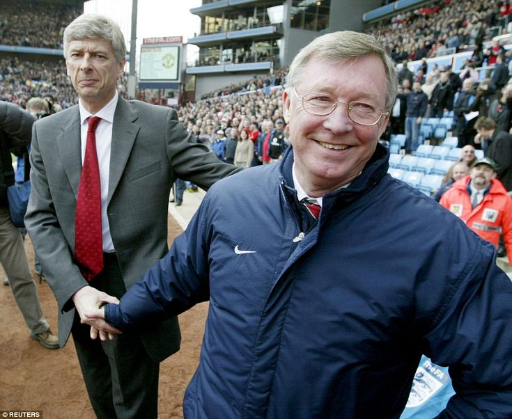 Wenger developed an intense rivalry with Manchester United manager Sir Alex Ferguson during the Premier League era