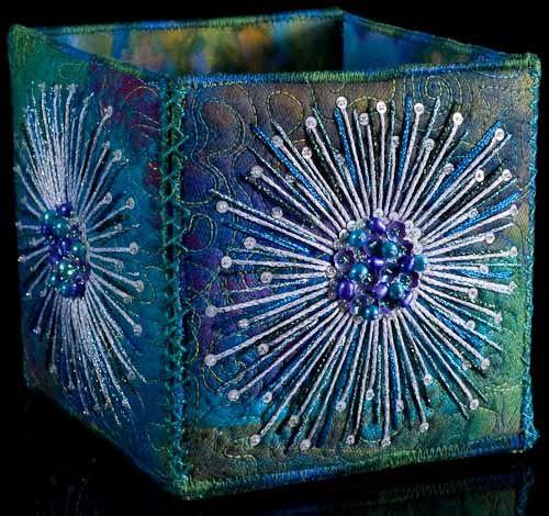 Starflower+Box by Larkin Jean Van Horn