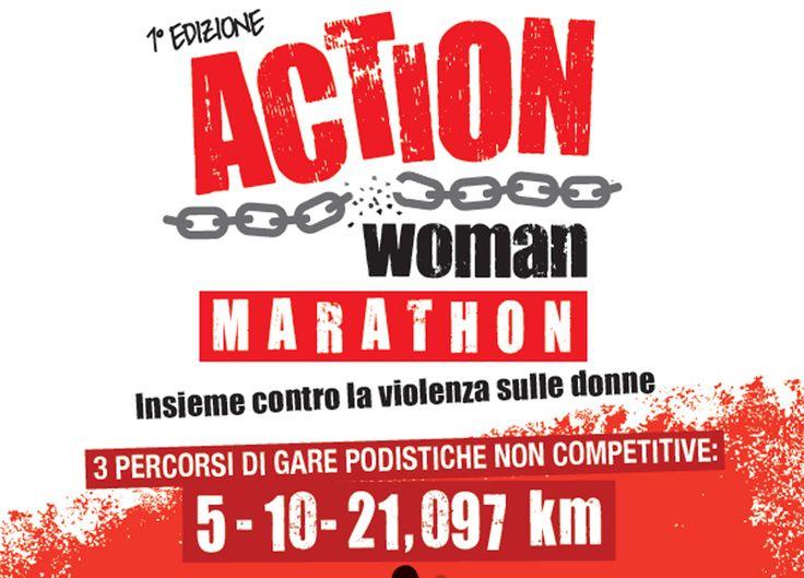 Nel giorno della festa della donna, domenica 8 marzo, presso il parco di Monza si correrà la prima edizione dell'Action Woman Marathon, una gara speciale aperta a uomini e donne.